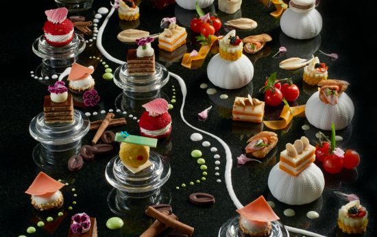 St Regis Rituals - Afternoon Tea Rituals