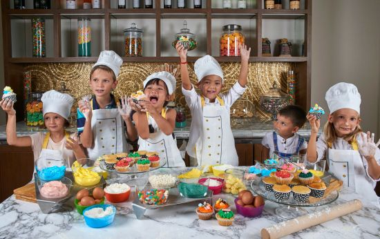 Family Traditions - Little Chefs Programme