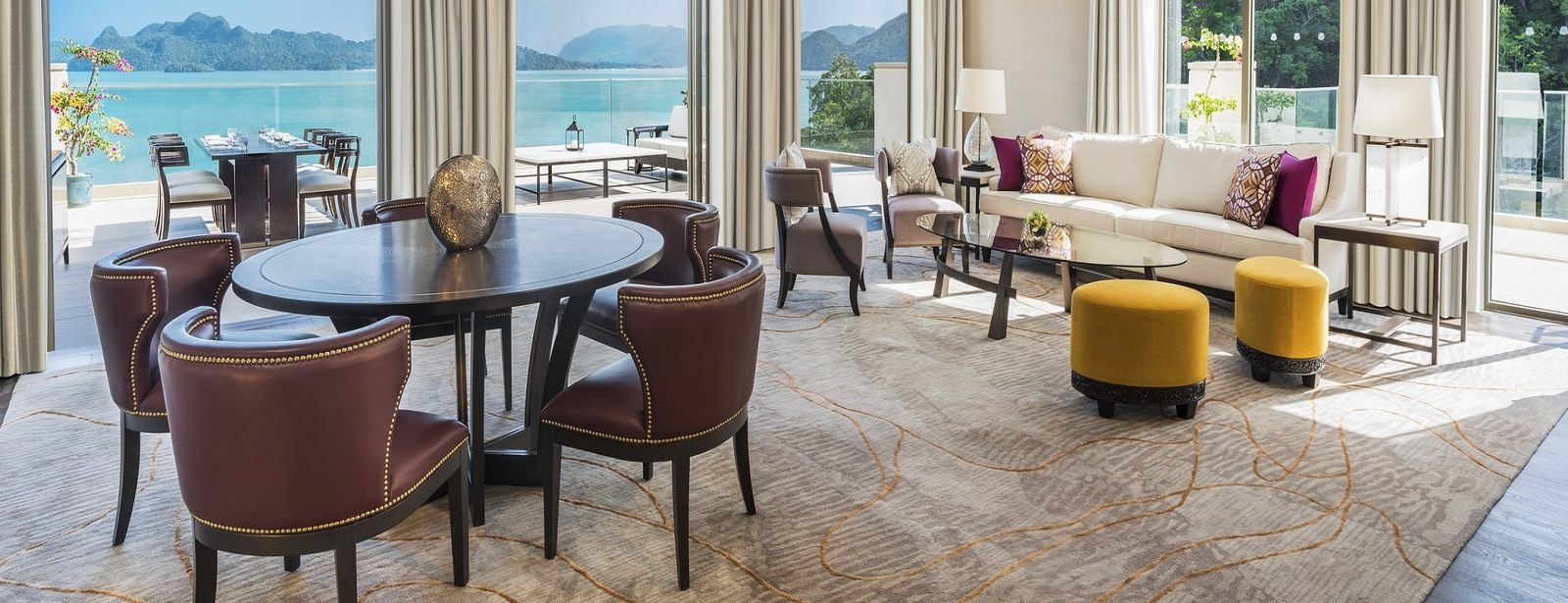 Penthouse Suite | The St. Regis Langkawi